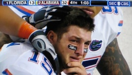 Tim-Tebow-Florida-Gators-Loser-Crying-Scripture-Abuse-Bible-John-16-33-cry-baby-football-jesus-hates-the-gators-2-708277