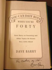 dave barry book